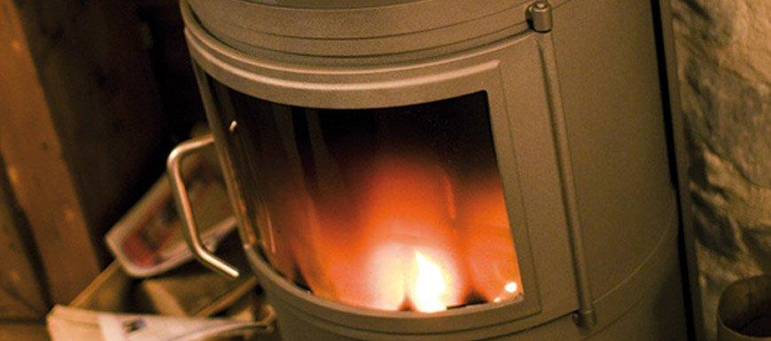 chauffage bois poêle chaudière