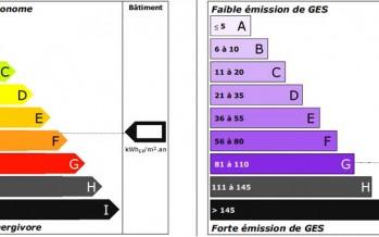 Le diagnostic de performance énergétique (DPE)