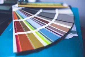 palette peinture bio