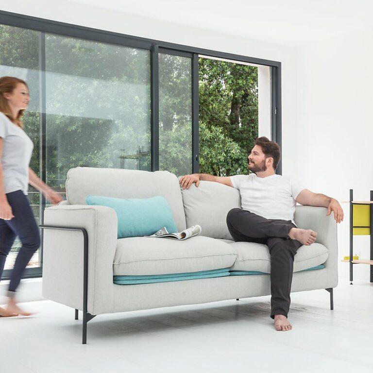 Canapé adapté morphologie