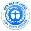 label ange bleu canapé écologique