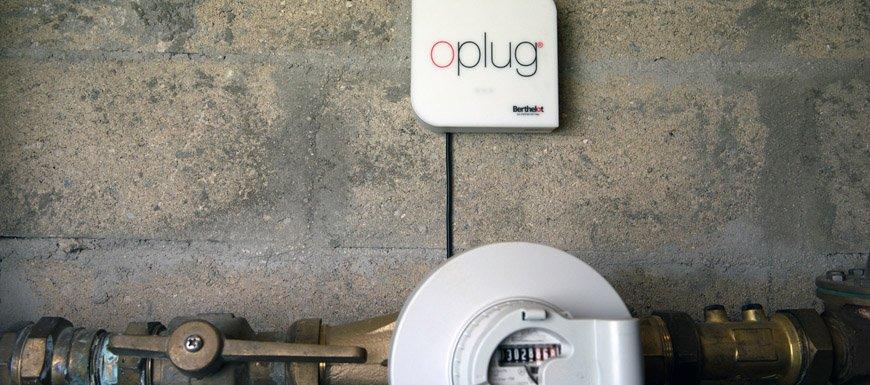 oplug surveiller fuite eau maison