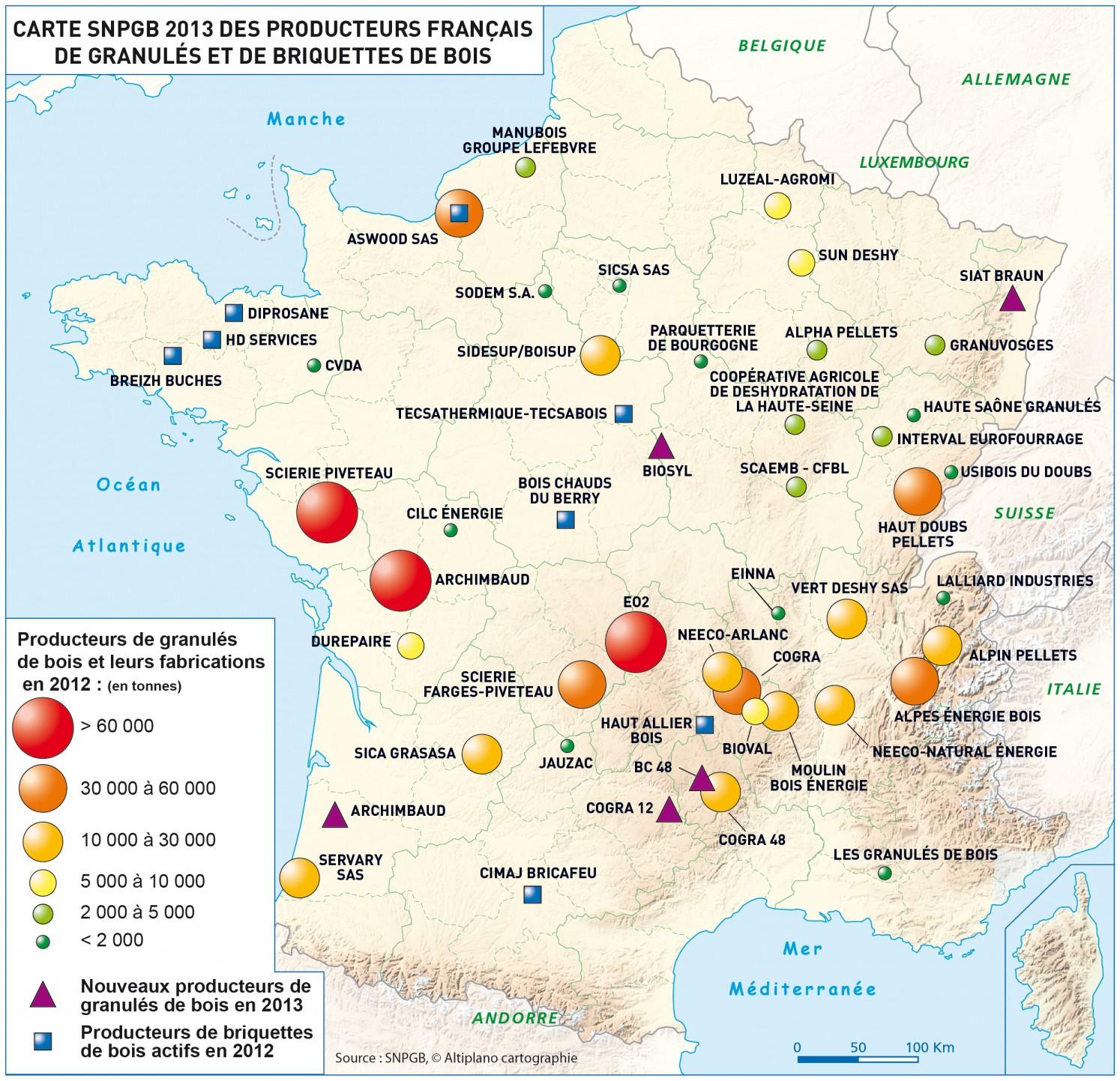 granules France