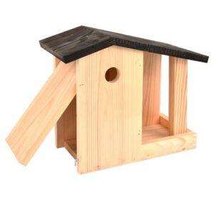 nichoir mangeoire oiseaux