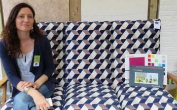 Sièges et fauteuils recyclés avec style