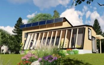 Les piliers de la maison écologiques en vidéo