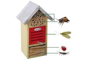 hôtel insectes insecte