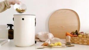 bokashi composteur de cuisine